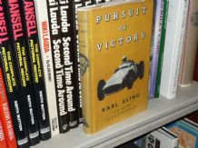 PURSUIT OF VICTORY - Karl Kling (1956 proof copy)